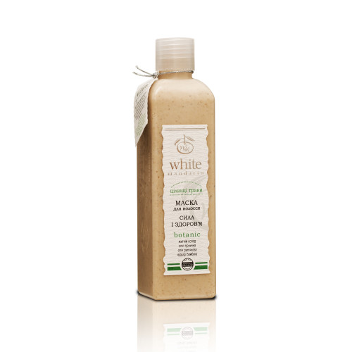 Маска для волосся серії Цілющі трави White Mandarin