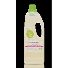 ЭКО Концентрат натуральный жидкий для стирки шерсти, шёлка и деликатных тканей Green Max