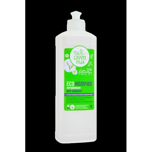 ЕКО Молочко натуральне для очищення кухонних поверхонь та посуду Green Max