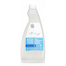 ЭКО Средство натуральное для очистки ванной комнаты с крышкой Green Max