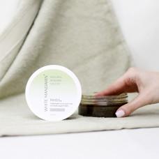 Травяной пилинг для тела «Антиоксидантный». SPA collection White Mandarin