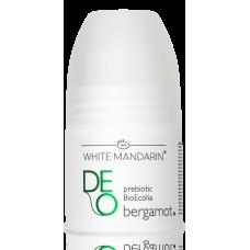 Натуральный дезодорант DEO Bergamot White Mandarin