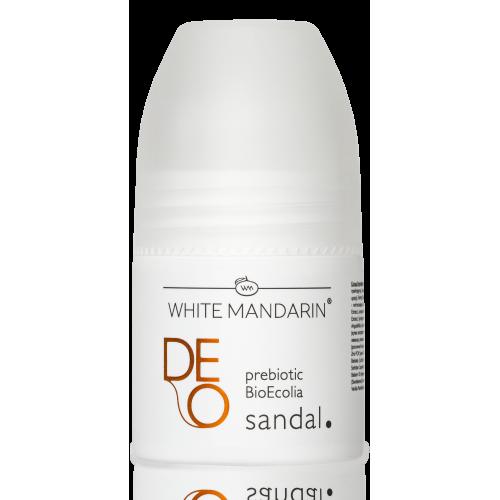 Натуральный дезодорант DEO Sandal White Mandarin
