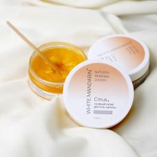 Соляний скраб для тіла «Цитрус» SPA collection White Mandarin