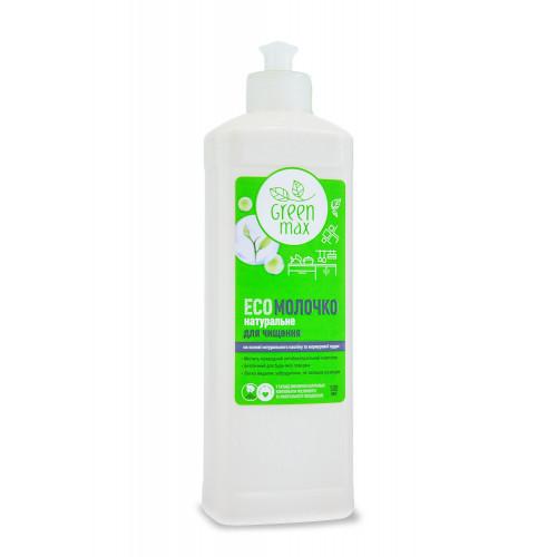 ЕКО-Молочко натуральне для очищення кухонних поверхонь та посуду (500 мл)