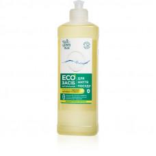 ЭКО-средство натуральное для мытья посуды Green Max