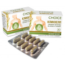 Клінхелп (очищення організму від шлаків та токсинів)