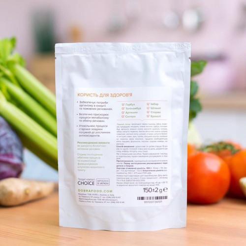 Овощная норма (150 г) Dobra Food