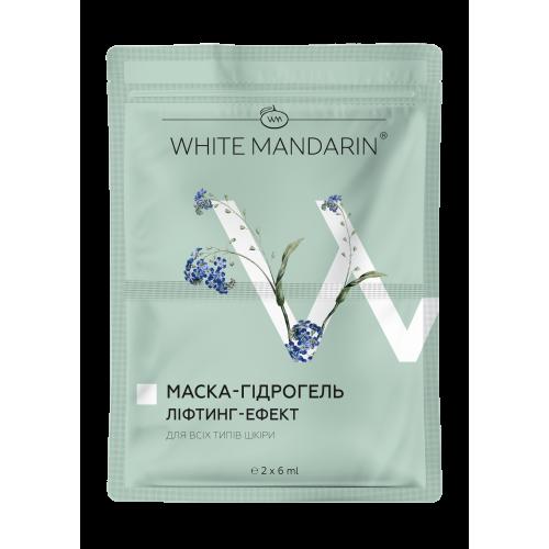 Маска-гідрогель Ліфтинг ефект White Mandarin