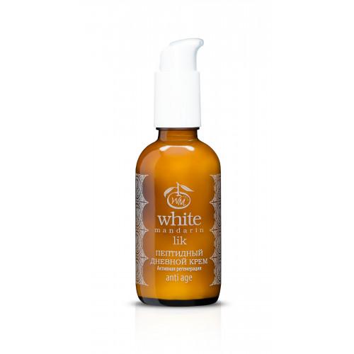 Пептидный дневной крем «Активная регенерация» серии Проросшие зерна White Mandarin