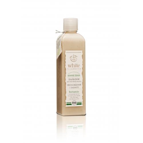 Бальзам для волосся серії Цілющі трави White Mandarin