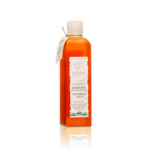 Шампунь для волос серии Целебные травы White Mandarin